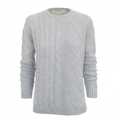 Sweater BLUSH pearl grey...