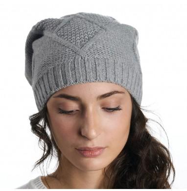 Hat ECO light grey...
