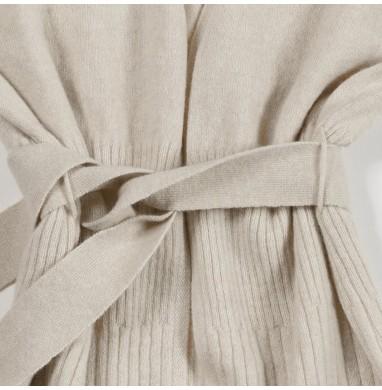 Jacket LONGE beige 30%...