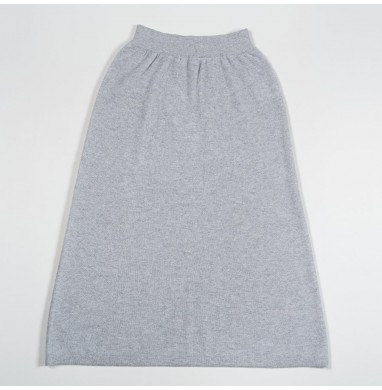 Skirt CIAD grey cashmere