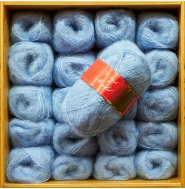 Yarn SANDRA pale blue...