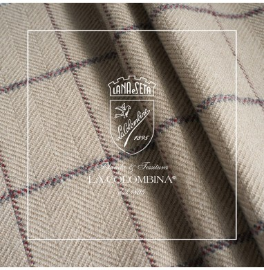 Handloomed BATAVIA fabric