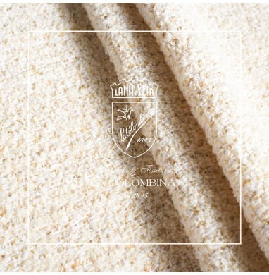 Handloomed ETAMINE fabric