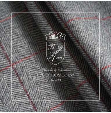 Handloomed BATAVIA fabric