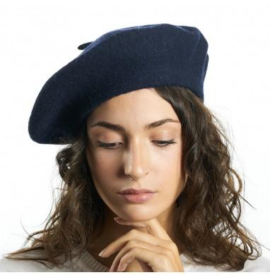 Basco BRERA blu navy in lana